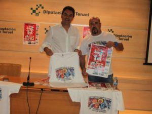 II Olimpiadas de Taekwondo de Alfambra