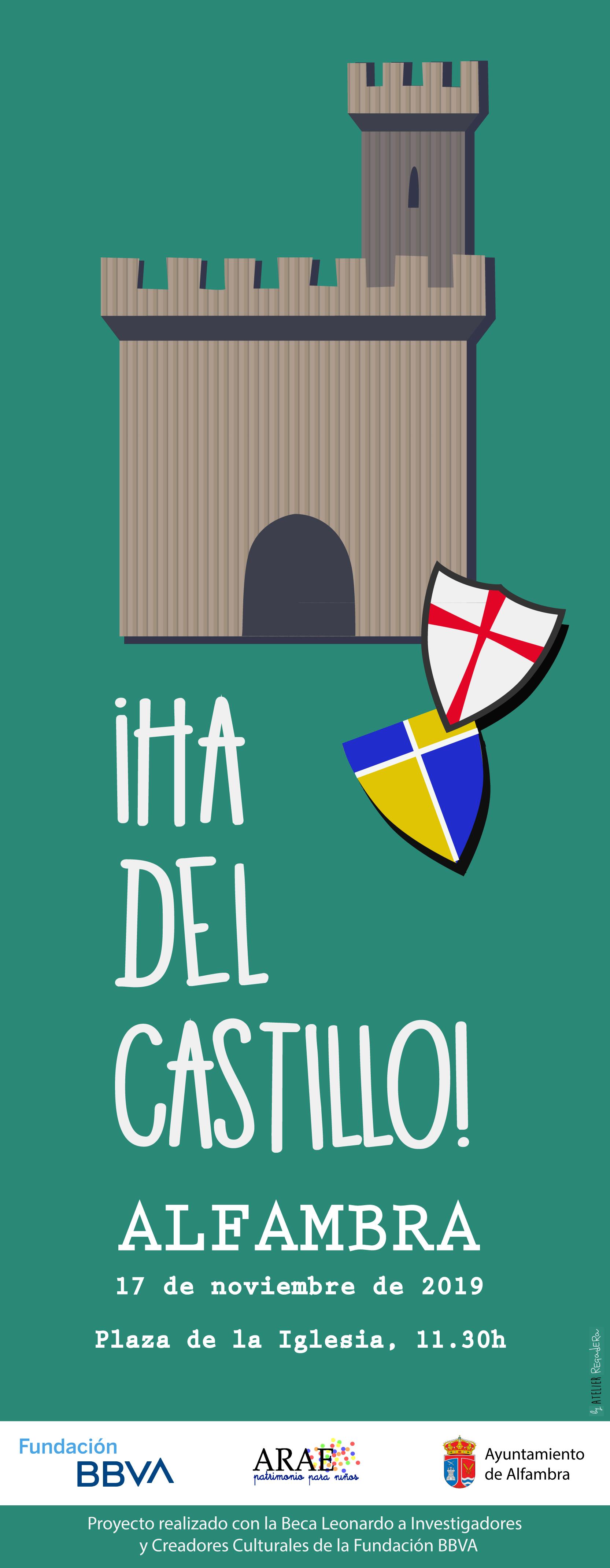 Ha del Castillo de Alfambra @ ALFAMBRA